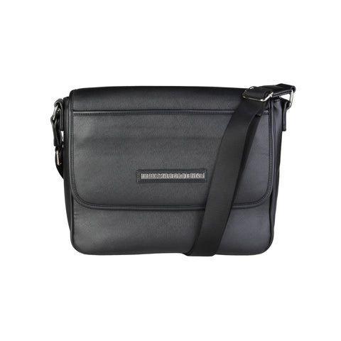 Trussardi Black Men Crossbody Bags
