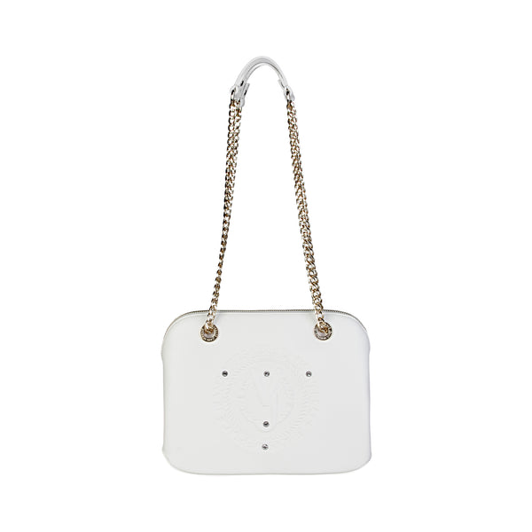 Versace Jeans White Women Shoulder bags