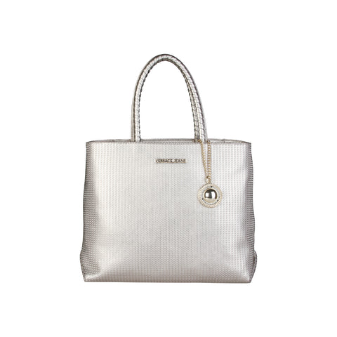 Versace Jeans Silver Women Shopping bags
