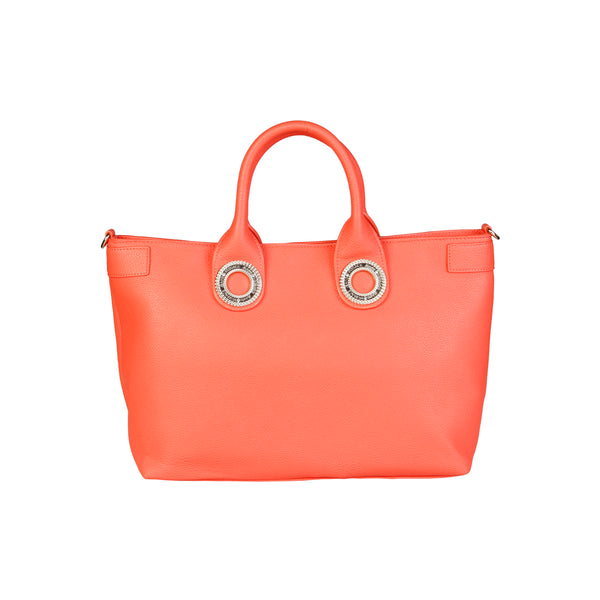 Versace Jeans Red Women Handbags