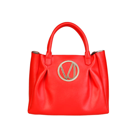Versace Jeans Red Women Shoulder bags