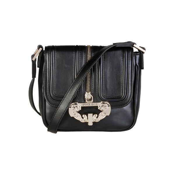 Versace Jeans Black Women Crossbody Bags