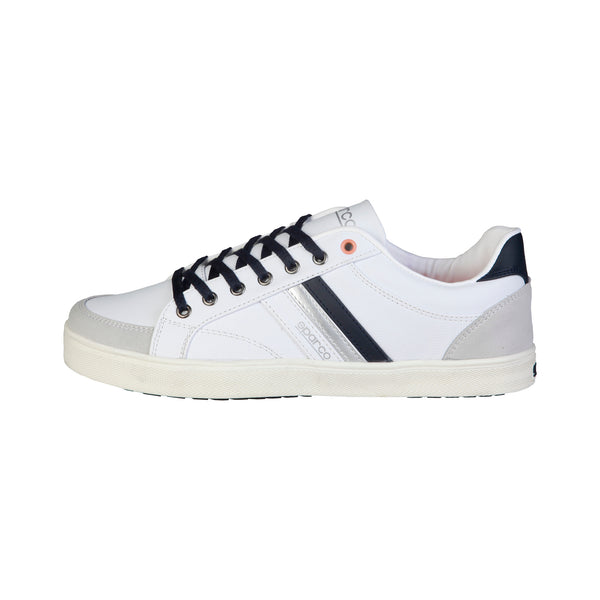 Sparco white, navy Men Sneakers