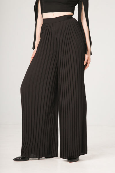 Fontana 2.0 Black Women Trousers