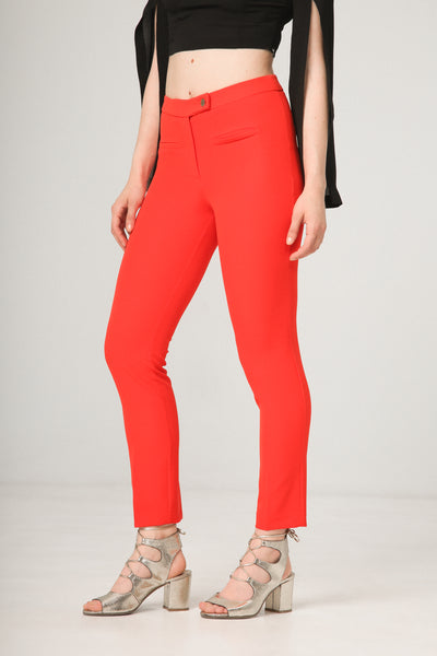 Fontana 2.0 Red Women Trousers
