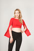 Fontana 2.0 Red Women Tops