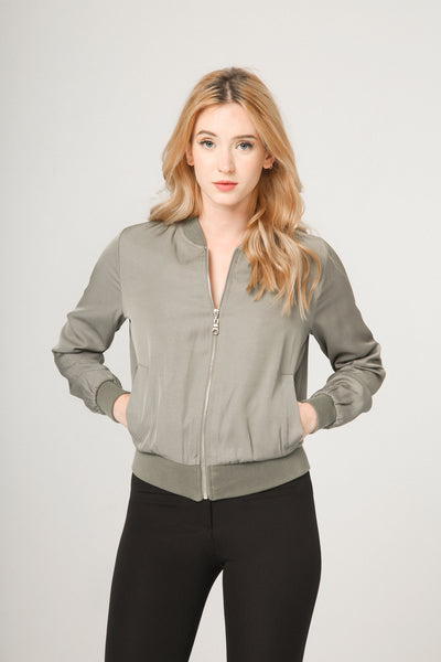 Fontana 2.0 Green Women Jackets
