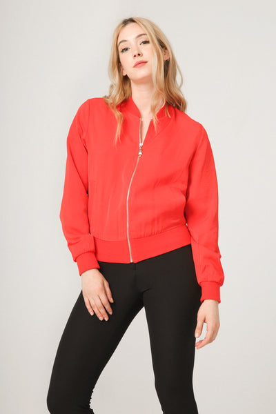 Fontana 2.0 Red Women Jackets