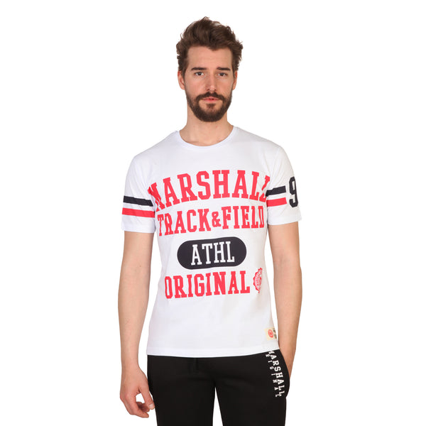 Marshall Original White Men T-shirts