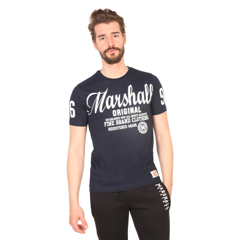 Marshall Original Blue Men T-shirts