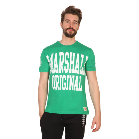 Marshall Original Green Men T-shirts