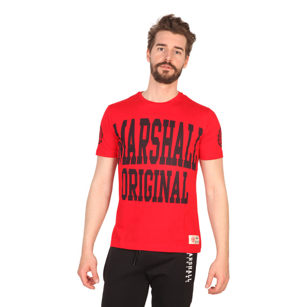 Marshall Original Red Men T-shirts