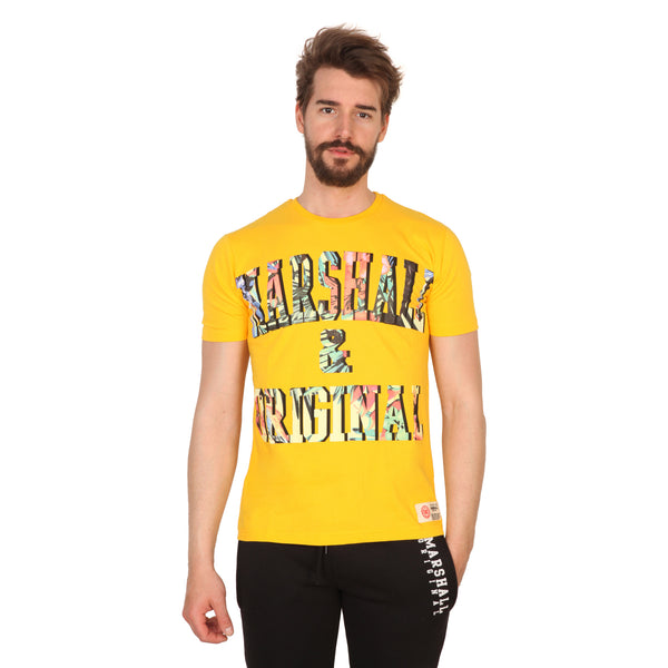 Marshall Original Yellow Men T-shirts