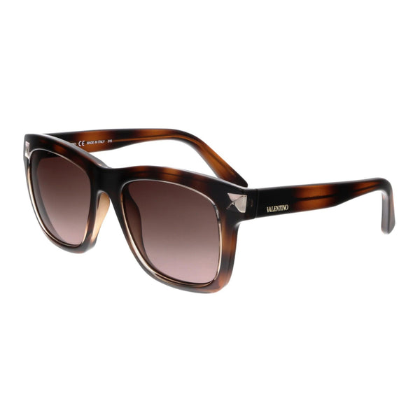 Valentino saddlebrown Women Sunglasses