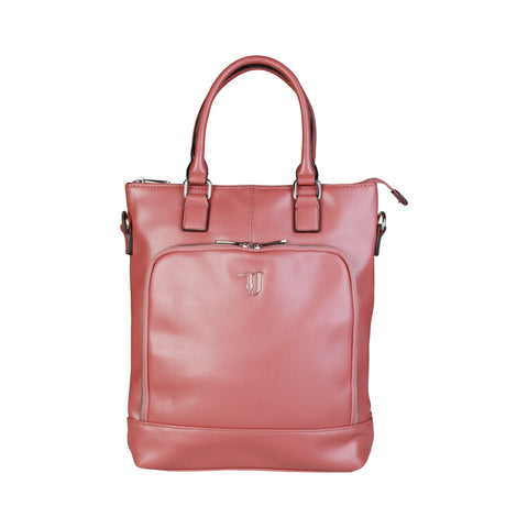 Trussardi Pink Women Shopping bags