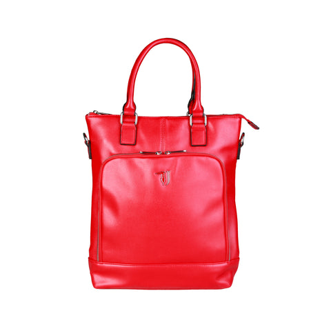 Trussardi Red Women Shopping bags