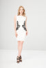 Fontana 2.0 white, black Women Dresses