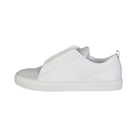 Made in Italia White Men Sneakers