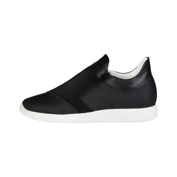 Made in Italia Black Men Sneakers