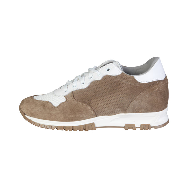 Made in Italia Brown Men Sneakers