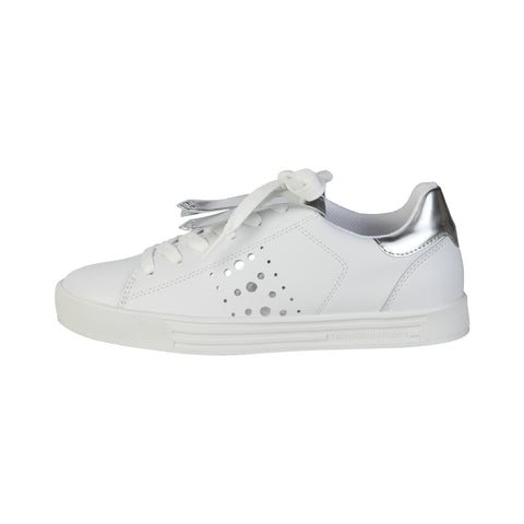 Trussardi White Women Sneakers