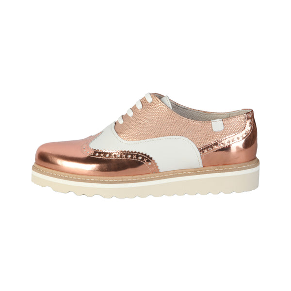 Trussardi Grey Women Lace up