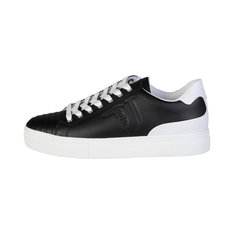 Trussardi Black Men Sneakers