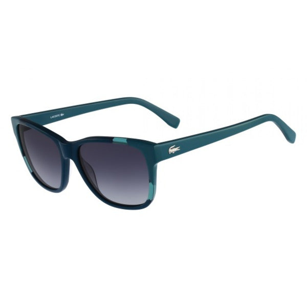 Lacoste Blue Women Sunglasses