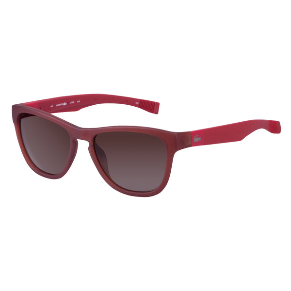 Lacoste Red Women Sunglasses