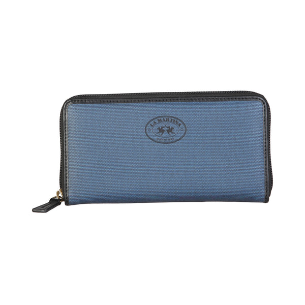 La Martina Blue Women Wallets
