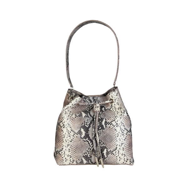 Cavalli Class Brown Women Shoulder bags