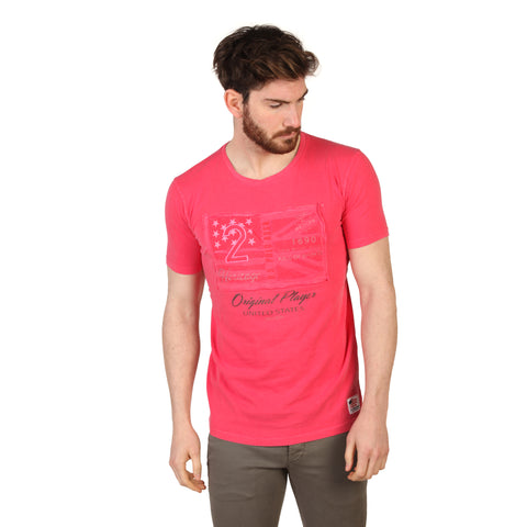 U.S. Polo Red Men T-shirts
