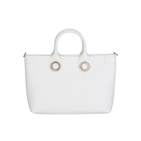 Versace Jeans White Women Handbags
