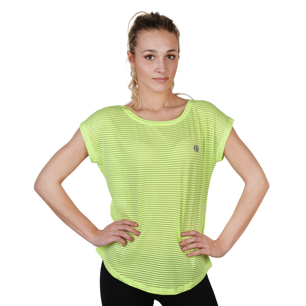 Elle Sport Green Women T-shirts