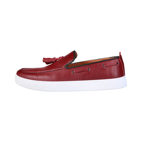 Pierre Cardin Red Men Moccasins
