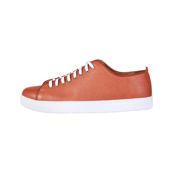 Pierre Cardin Brown Men Sneakers