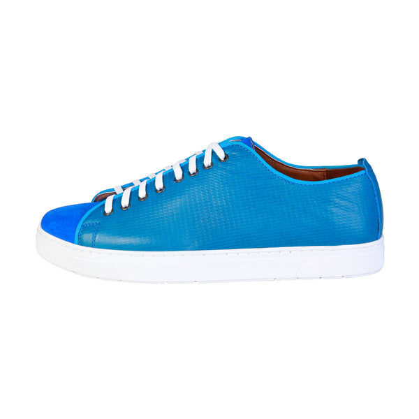 Pierre Cardin royalblue Men Sneakers