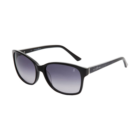Guess by Marciano black,dimgray Women Sunglasses