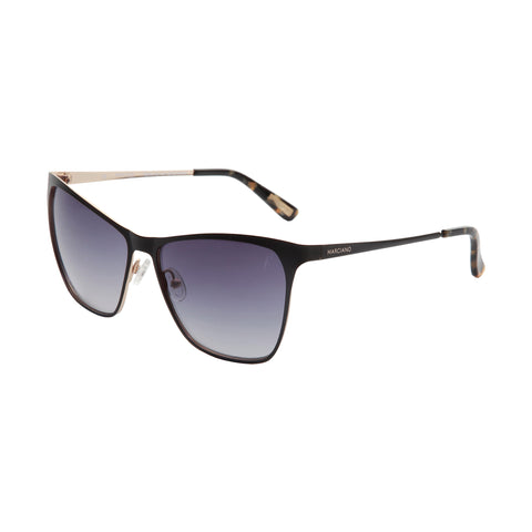 Guess by Marciano Black Women Sunglasses