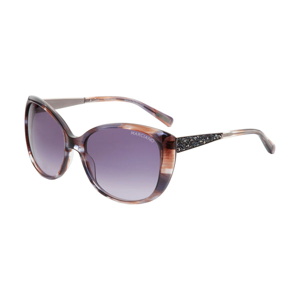 Guess by Marciano saddlebrown,blue Women Sunglasses