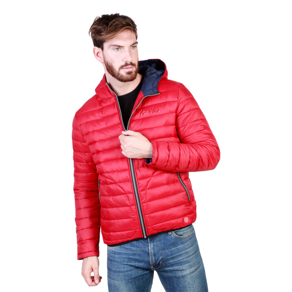 Sparco red, blue Men Jackets