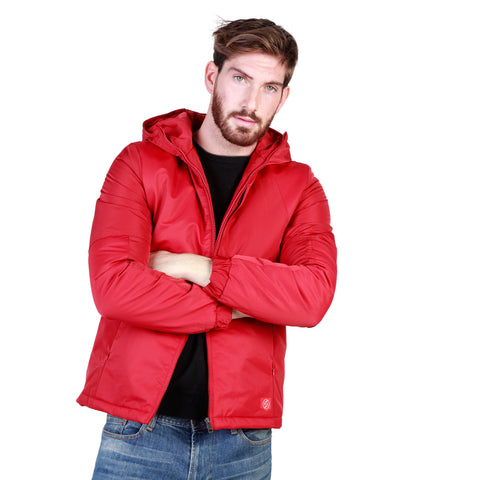 Sparco Red Men Jackets