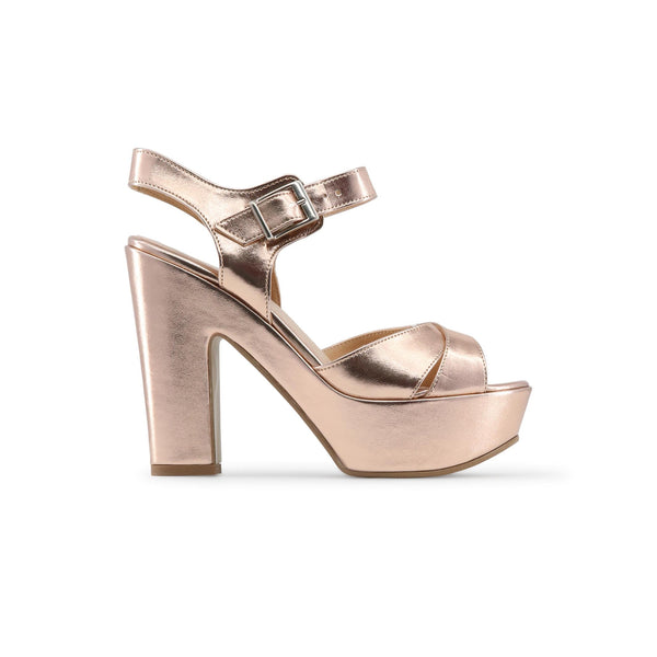 Made in Italia Pink Women Sandals