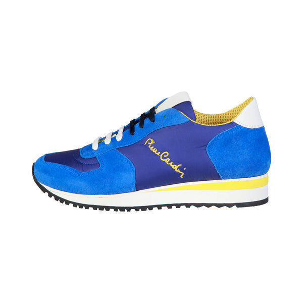Pierre Cardin Blue Men Sneakers