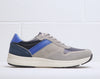 Duca di Morrone lightgray, blue Men Sneakers