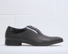 Duca di Morrone Black Men Lace up