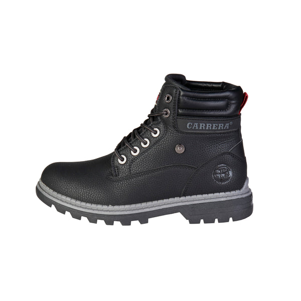 Carrera Jeans Black Men Ankle boots