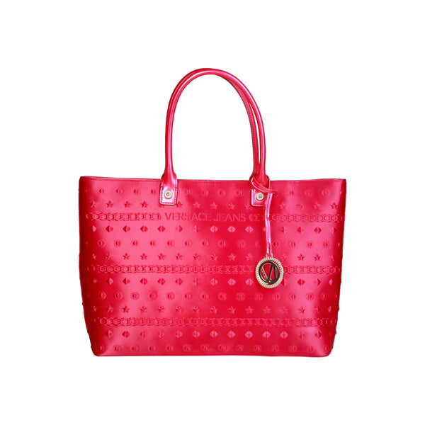 Versace Jeans Pink Women Shopping bags
