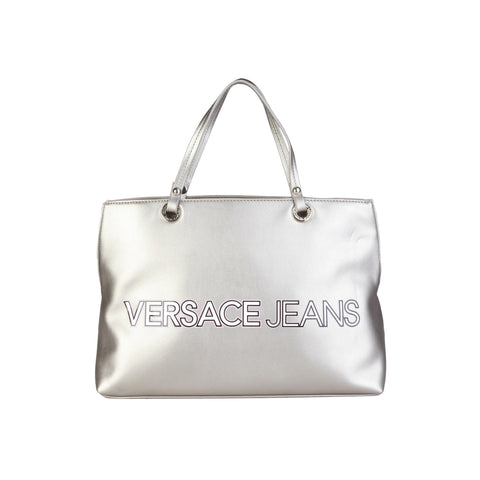 Versace Jeans Grey Women Handbags