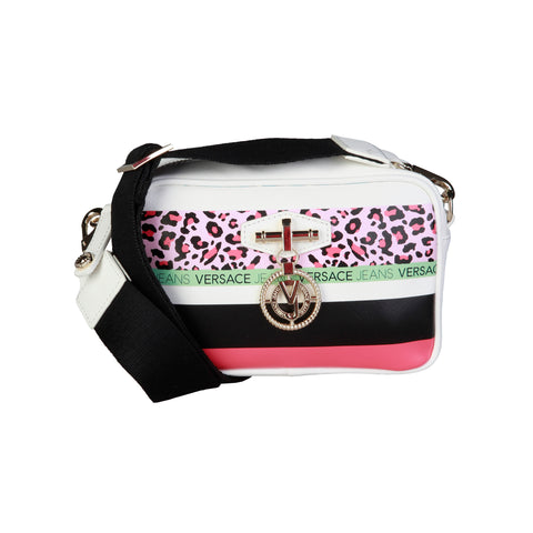 Versace Jeans white, black Women Clutch bags
